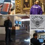 Echelon protection and surveillance