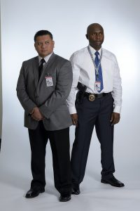 Credentialed Armed Agents