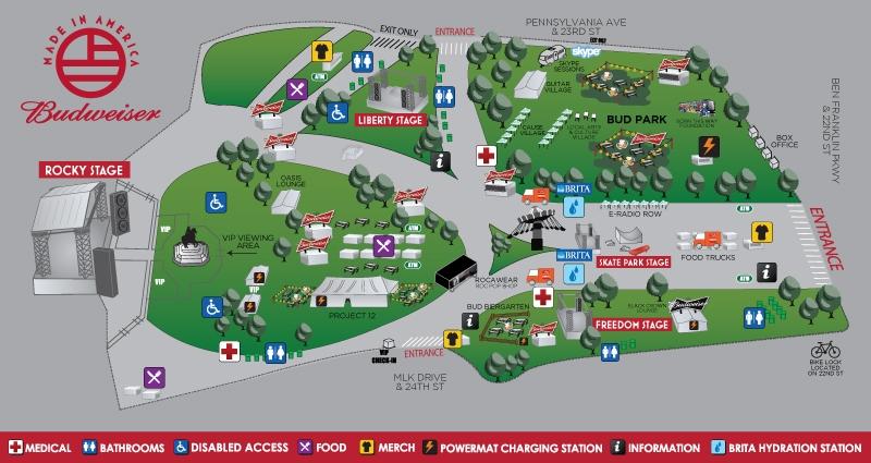 MIA map