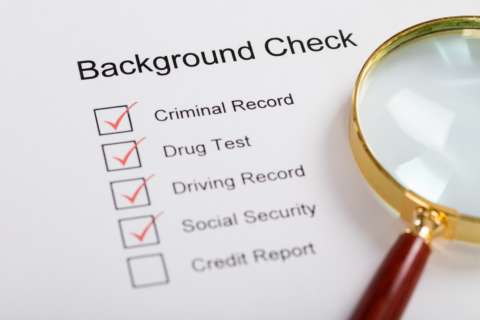 Full Background Checks Ensure Better Security Guards